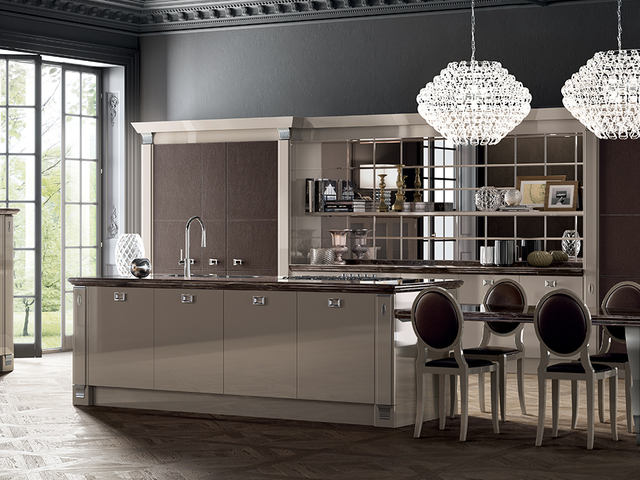 Exclusiva Scavolini